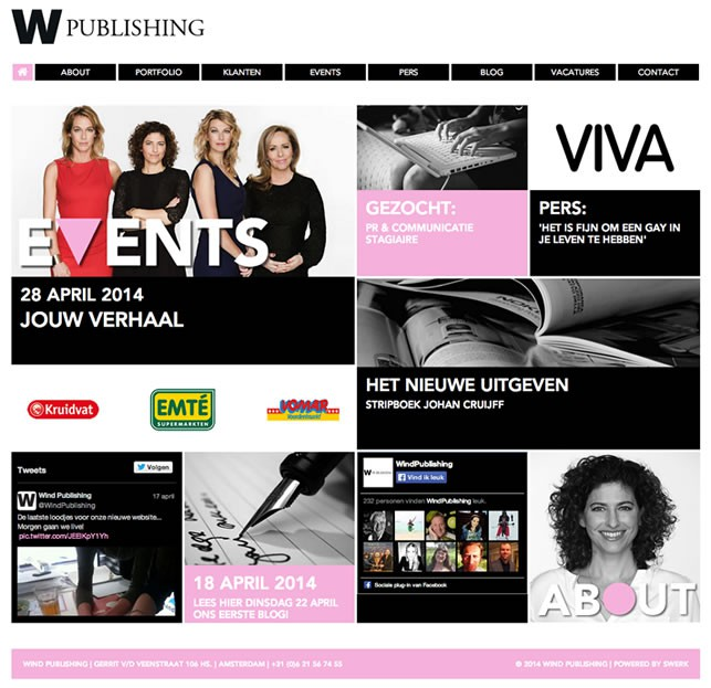 Website Wind Publishing